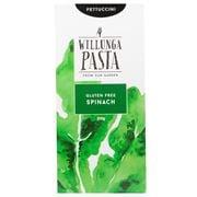 Willunga - Fettuccini  Gluten Free Spinach 200g