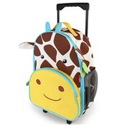 SkipHop - Zoo Kids Wheelaboard Case Giraffe
