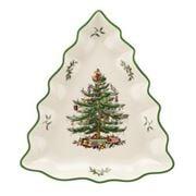 Spode - Christmas Tree Dish 25cm