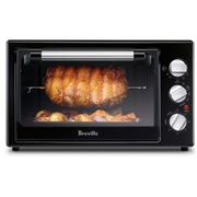Breville - The Toast And Roast Pro Black 28L