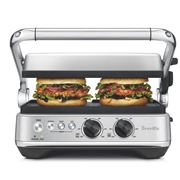 Breville - The Sear & Press Grill BGR710BSS.