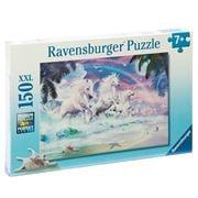 Ravensburger - Unicorns On The Beach Puzzle 150pce