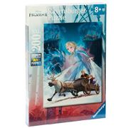 Ravensburger - Frozen 2 The Mysterious Forest Puzzle 200pce