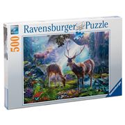 Ravensburger - Deer In The Wild Puzzle 500pce