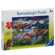 Ravensburger - Dinosaur Playground Puzzle 35pce