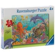 Ravensburger - Ocean Friends Puzzle 35pce