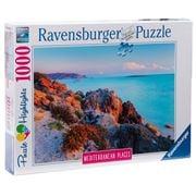 Ravensburger - Mediterranean Greece Puzzle 1000pce