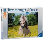 Ravensburger - White Horse Puzzle 500pce