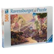Ravensburger - The Magic River Puzzle 500pce