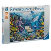 Ravensburger - King Of The Sea 500pce
