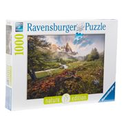 Ravensburger - Claree Valley French Alps 1000pce