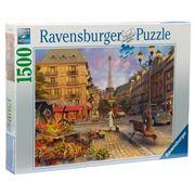 Ravensburger - Vintage Paris Puzzle 1500pce
