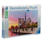 Ravensburger - Picturesque Notre Dame Puzzle 1500pce
