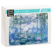 Puzzle Michèle Wilson - Waterlilies and Willow Puzzle 250pce