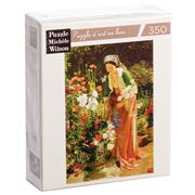 Puzzle Michèle Wilson - In the B/Garden Lewis Puzzle 350pce