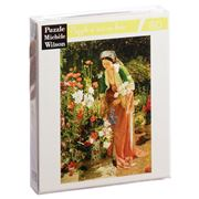 Puzzle Michèle Wilson - In the B/Garden Lewis Puzzle 80pce