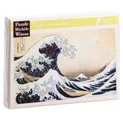 Puzzle Michèle Wilson -The Wave  Hokusai Puzzle 80pce
