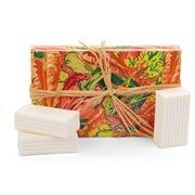 Saboaria Portugueza - Box Of Soap Carrot 3pce 180g ea