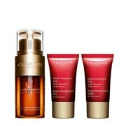 Clarins - Double Serum & Super Restorative Set 3pce