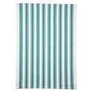 Rans - Paris Basket Weave Tea Towel Teal