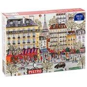 Galison - Paris Storrings Puzzle 1000pce