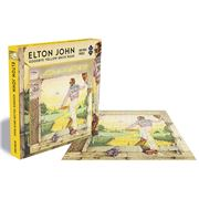 Rock Saws - Elton John Goodbye Yellow Brick Rd. Puzzle 500pc