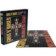 Rock Saws - Guns N'Roses Appetite 4 Destruction Puzzle 500pc