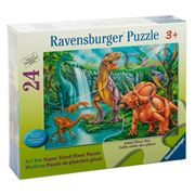 Ravensburger - Dino Falls Supersize Puzzle 24pce