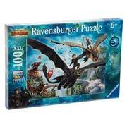 Ravensburger - Disney HTTYD The Hidden World 100pce