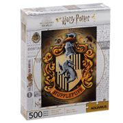 Aquarius - Harry Potter Hufflepuff Crest Puzzle 500pce