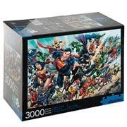 Aquarius - DC Comics Cast Puzzle 3000pce