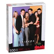 Aquarius - Friends Cast Puzzle 500pce