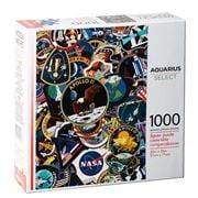 Aquarius - NASA Mission Patches Puzzle 1000pce