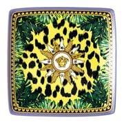 Rosenthal - Versace Jungle Animalier Square Flat Bowl  12cm