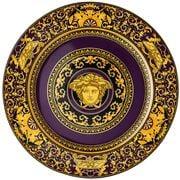 Rosenthal - Versace Medusa Colours Marine Service Plate 30cm