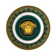 Rosenthal - Versace Medusa Colours Juniper Plate 18cm