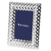 Whitehill - Woven Photo Frame 10x15cm