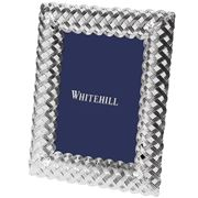 Whitehill - Woven Photo Frame 13x18cm