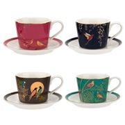 Portmeirion - Sara Miller Chelsea Espresso Cup & Saucer Set