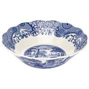 Spode - Blue Italian Daisy Bowl 25.4cm