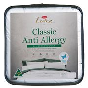Tontine - Luxe  Classic Anti Allergy Quilt All Season Double