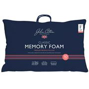 John Cotton - Classic Memory Foam Med. Profile & Firm Pillow