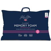 John Cotton - Classic Memory Foam High Profile & Firm Pillow