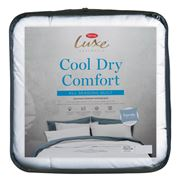 Tontine - Luxe Cool Dry Comfort All Seasons Quilt Queen