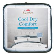 Tontine - Luxe Cool Dry Comfort Mattress Topper Queen