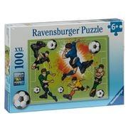 Ravensburger - Soccer Fever Puzzle 100pce