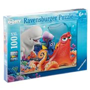 Ravensburger - Disney Adventure Is Brewing  100pce