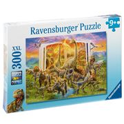 Ravensburger - Dino Dictionary Puzzle 300pce