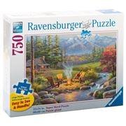 Ravensburger - Riverside Livingroom 750pce