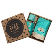 Tippy Toes - Bear Baby Gift Set 6-12 Months